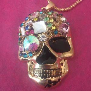 Oversized skull 💀